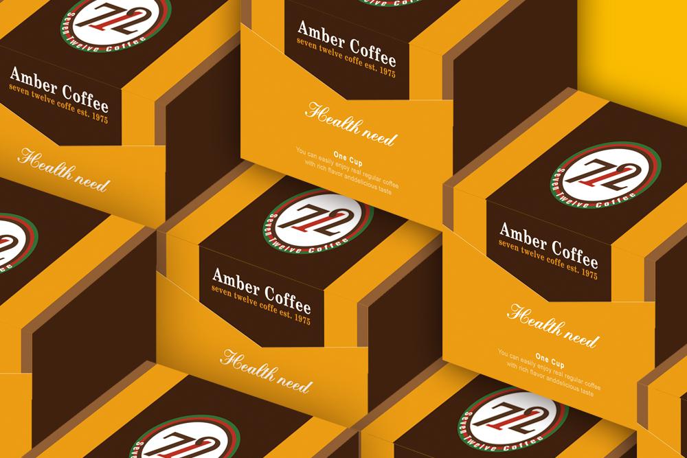 365舌尖咖啡品牌形象設計